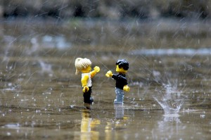 rain-dancing
